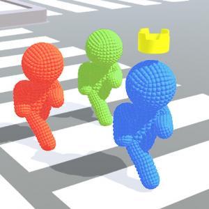 Pixel Bubbleman .io