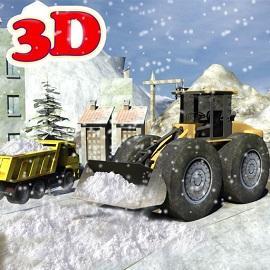Snowplow Simulator