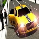 Crazy Taxi Car Simulation Game 3D