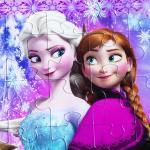 Kids Frozen Puzzle