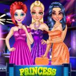 Princess In Nightclub