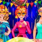 Princesses New Year Ball 2018
