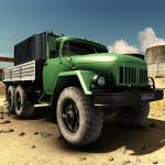 Truck Driver Crazy Roads 2